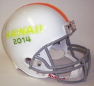 2014 Pro Bowl - Riddell NFL Full Size Deluxe Replica Football Helmet