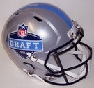2016 NFL Draft Riddell NFL Full Size Deluxe Replica Speed Football Helmet