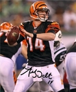 Andy Dalton - Cincinnati Bengals / TCU - Autograph Signing April 27th, 2014