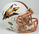 Arizona State Sun Devils Desert Fuel Speed Riddell Mini Football Helmet