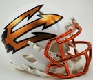 Arizona State Sun Devils Ice Fuel Speed Riddell Mini Football Helmet