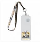Arizona Super Bowl 50 Officially Licensed NFL Lanyard Credential Holder & Pin, I Was There