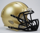 Army Black Knights Speed Revolution Riddell Mini Football Helmet