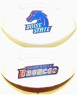 Boise State Broncos Logo Full Size Signature Series Football