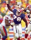 Bruce Smith - Buffalo Bills - Autograph Signing July 31st, 2014
