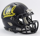 Cal Golden Bears Speed Revolution Riddell Mini Football Helmet