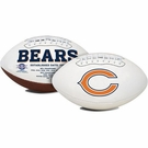 Chicago Bears Logo Full Size Signature Series Football