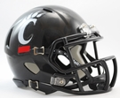 Cincinnati Bearcats Speed Revolution Riddell Mini Football Helmet