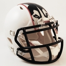 Connecticut UCONN Speed Revolution Riddell Mini Football Helmet