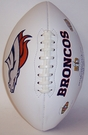 Denver Broncos Logo Full Size Signature Series Football