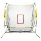 Easton 7Ft XLP Pitching Net Baseball/Softball + Free Carry Bag A153003
