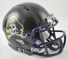 ECU East Carolina Pirates Speed Revolution Riddell Mini Football Helmet