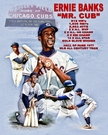 Ernie Banks - Chicago Cubs - Autograph Signing March 21st-23rd, 2014