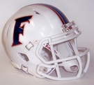 Florida Gators White Speed Riddell Mini Football Helmet