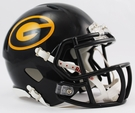 Grambling State Speed Revolution Riddell Mini Football Helmet