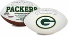 Green Bay Packers Logo Full Size Signature Series Football