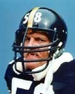 Jack Lambert - Pittsburgh Steelers - Autograph Signing April 26th, 2014
