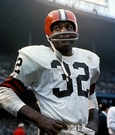 Jim Brown - Cleveland Browns - Autograph Signing April 26th, 2014