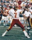 Joe Theismann - Washington Redskins - Autograph Signing March 21st-23rd, 2014