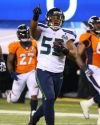 Malcolm Smith - Seattle Seahawks - Autograph Signing April 26th, 2015