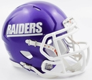 Mount Union Raiders Speed Riddell Mini Football Helmet