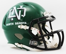 North Dakota Speed Riddell Mini Football Helmet