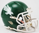 North Texas Speed Revolution Riddell Mini Football Helmet