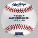 Official 2014 Wrigley Field 100th Anniversary Rawlings Baseball