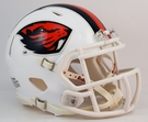 Oregon State Beavers Speed Revolution Riddell Mini Football Helmet