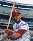 Orlando Cepeda - Cardinals, SF Giants - Autograph Signing March 21st-23rd, 2014