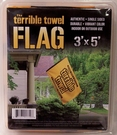 Pittsburgh Steelers Terrible Towel Flag - 3 ft x 5 ft