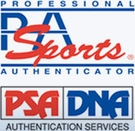 PSA-DNA-Certificate of Authenticity