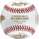 Rawlings Official 2013 World Series Game Baseball - 2013 World Series Champs Baseball