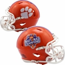 Clemson Tigers 2016 National Champs Riddell Speed Mini Football Helmet