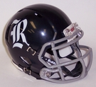 Rice Speed Revolution Riddell Mini Football Helmet