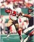 Ricky Watters - San Francisco 49ers / Notre Dame - Autograph Signing April 27th, 2014