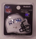 Riddell - Super Bowl 48 Pocket Pro Helmet