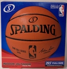 Spalding - NBA Game Ball Series Indoor / Outdoor Full Size Basketball #74875