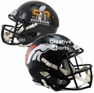 Super Bowl 50 Champs - Riddell Speed Mini Football Helmet