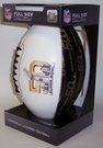 Super Bowl 50 Embossed Full Size Football