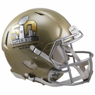 Super Bowl 50 - Riddell Authentic Speed NFL Full Size Proline Football Helmet