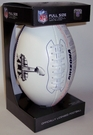 Super Bowl XLIX Embossed Full Size Football