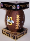 Super Bowl 50 Composite Leather Full Size Football