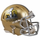 Super Bowl 50 - Riddell Speed Mini Football Helmet
