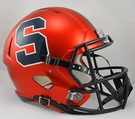 Syracuse Riddell NCAA Full Size Deluxe Replica Speed Football Helmet