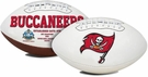 Tampa Bay Bucs 1997-2013 Logo Full Size Signature Series Football