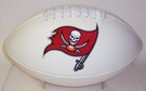 Tampa Bay Bucs Logo Full Size Signature Series Football - New 2014 Logo