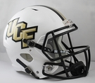 UCF Central Florida Riddell NCAA Full Size Deluxe Replica Speed Football Helmet