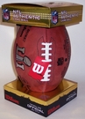 Wilson Official Leather NFL� SUPER BOWL 51 LI Full Size Game Football