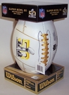Wilson SUPER BOWL 50 Full Size Signature Series Football